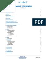 Manual Nubefact Online