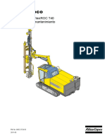 9852 2729 05 Maintenance Instructions FlexiROC T35,T40