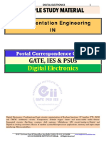 Digital Instrumentaion GATE IES PSU Study Materials