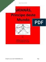 Satanás, o Príncipe Deste Mundo