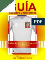 Guia Escudos y Uniformes 2019