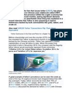 Tether Holdings