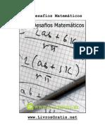 101 Desafios Matematicos - Ricardo Martins de Melo.epub