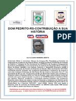DOM PEDRITO-RS-CONTRIBUIÇÃO A SUA HISTÓRIA - PDF.pdf