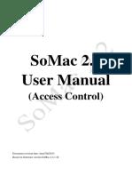 SOMAC Access Control