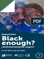 Suficientemente Negro?