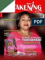 Awakening Africa Magazine (September edition)