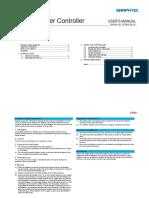 Controller User's Manual