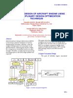 gas turbine engine optimization
