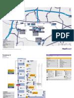 Heathrow T3 Map