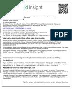 Freese & Schalk 2011 - The Impact of Organizational Changes Changes on PC (p. 407 Organizational Commitment).pdf