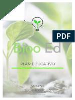 Bioo Ed Plan Educativo - Esp.pdf