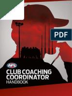 Club Coaching Coordinator Handbook Final