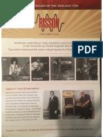 Risson Flyer