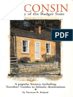 Wisconsin the Story of the Badger State