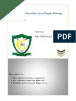 Arte Polifacetico (Grupo HD ) - Derrotero..docx