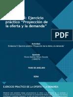 Evidencia 5 Ejercicio Practico Poryeccion de La Ofertra y La Demanda