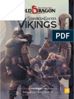 Old Dragon Senhores Da Guerra Vikings