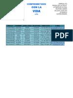 Taller Creación de Gráficos en Excel 2016
