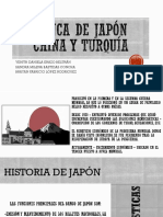 Banca de Japón China y Turquía (2)