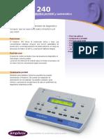 Amplivox 240 Español Manual