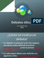 PPT debates éticos IV medio.pptx