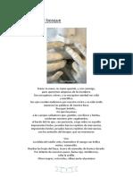 Kolmar, Gertrud - Poema ''El Ángel en El Bosque'' (3P)