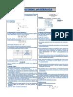 6. Division Algebraica