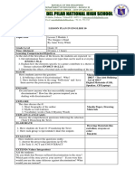 LP Exemplar in Eng 10 AntiBullying