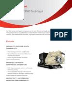 MSG® Centac® C3000 Centrifugal Air Compressor