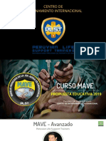 Curso Mave - Propuesta Educativa 2019