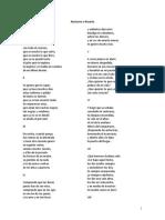 Antología poética varios
