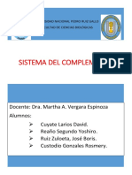 Sistema de Complemento Modificado