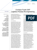 CaseStudy ConAgra Foods Integrated Log