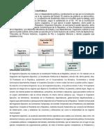 Estructura Del Estado de Guatemala