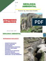 PATRIMONIO GEOLOGICO