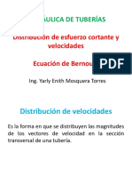 3. Distribucion de Esfuerzo y Velocidades