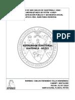 Referendum Territorial Belice-Guatemala