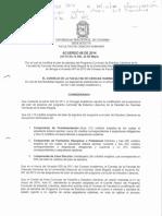 Acuerdo 68 de 2014 Estudios Literarios