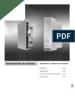 Componentes de Sistema Separadores y Equipos de Proteccion