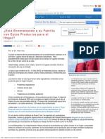 Detergentes Ropa Aditivos Toxicos (Edta Dioxanos Las) Nfe Travesti)