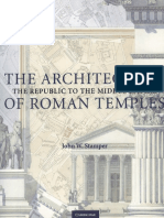 The Architecture of Roman Temples - The Republic to the Middle Empire (History Arts eBook)