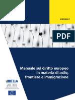 Manuale diritto europeo