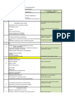 Cronograma de Curso Procesos de Mecanizado en Torno Convencional Grupo 2am