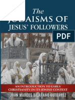 LOS JUDAISMOS DE LOS SEGUIDORES DE JESUS - Juan Marcos Bejarano.pdf