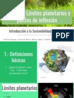 Auxiliar 5 L Mites Planetarios y Puntos de Inflexi n