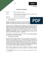 105-18 - GOB REG AREQUIPA - Consecuencias de ejecutar mayores metrados en contratos de obra bajo el sistema de precios unitarios (T.D. 12942940)