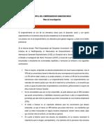 Plan de Investigación_perfil Del Emprendedor Universitario 2018