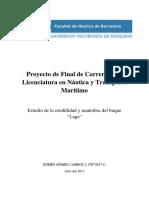 PFC - Estudio de la Estabilidad y Maniobra del buque Laga (1).pdf