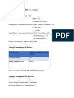 Energy Savings of Cement Industry Sir Usman Sb